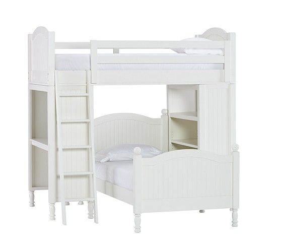 Catalina Bunk System and Twin Bed Set | Pottery Barn Kids | Baby ...