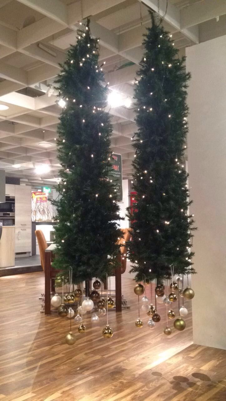 Weihnachten Kommt Näher Und Hier Seht Ihr Tannenbäume Mal Anders