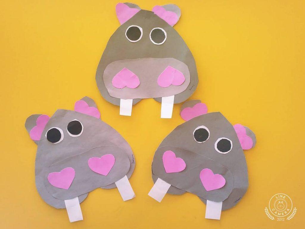 Heart Hippo Craft