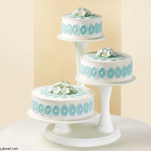 Cake Stands/Pillars/Plates / Disposable Stands 3 Tier Pillar cakepins.com & Cake Stands/Pillars/Plates / Disposable Stands 3 Tier Pillar ...