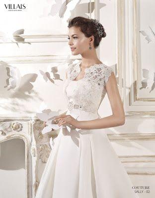 diseños de vestidos de novia sencillos y elegantes | vestidos boda