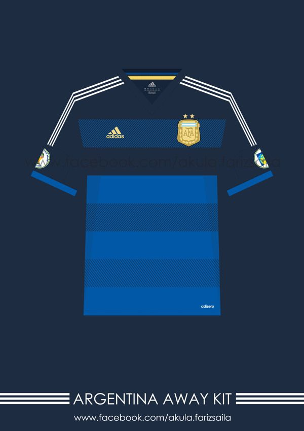 Adidas World Cup 2014 Kit (Part 2) by Fariz Saila, via Behance