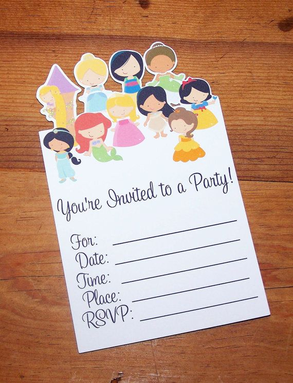 Hey, I found this really awesome Etsy listing at http://www.etsy.com/listing/104864618/princess-party-set-of-8-disney-princess