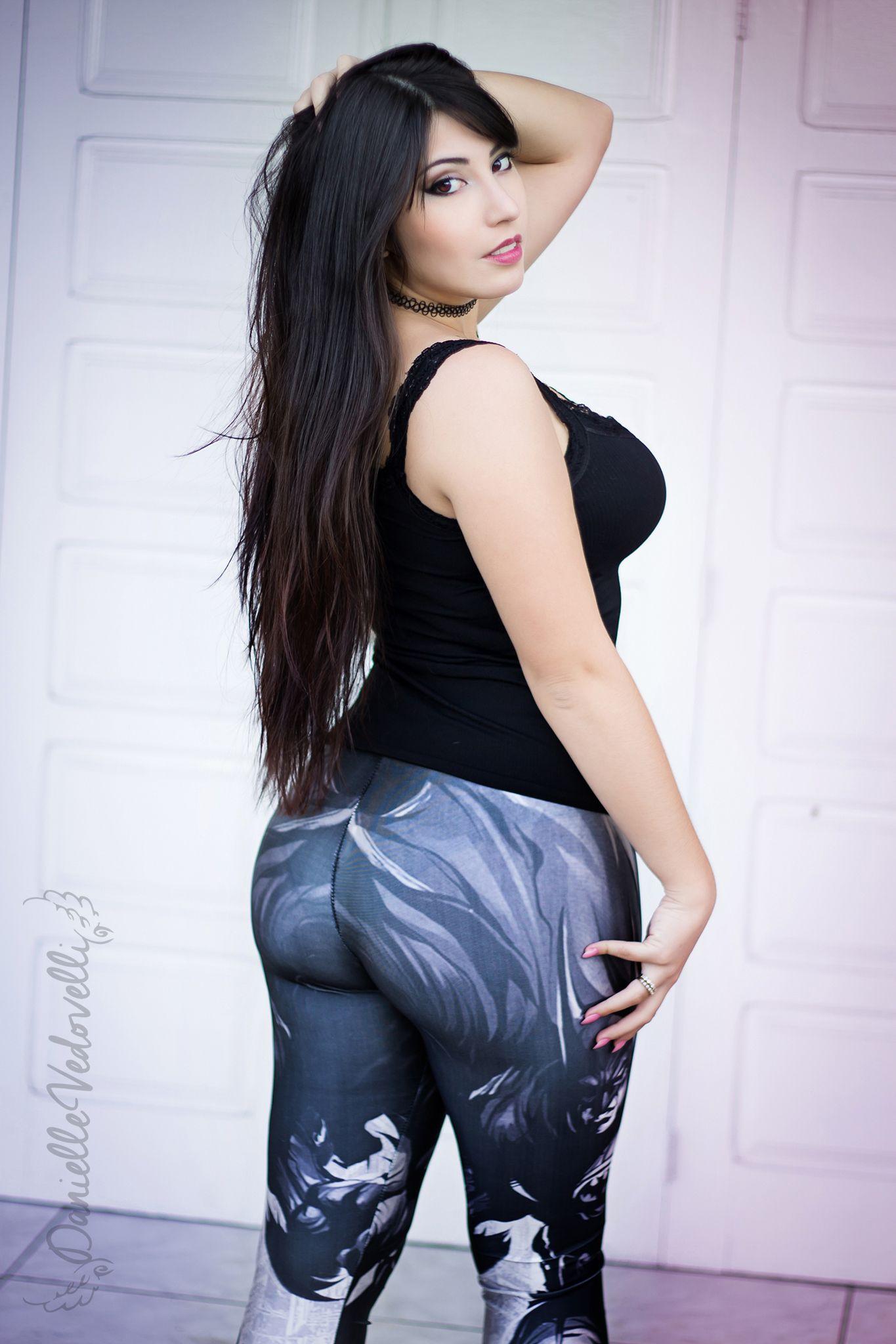 Danielle Vedovelli   hmmm   Leather Pants, Pants, Leggings