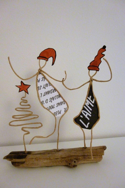 les lutins figurines en ficelle et papier po sie de papier pinterest ficelle figurine. Black Bedroom Furniture Sets. Home Design Ideas