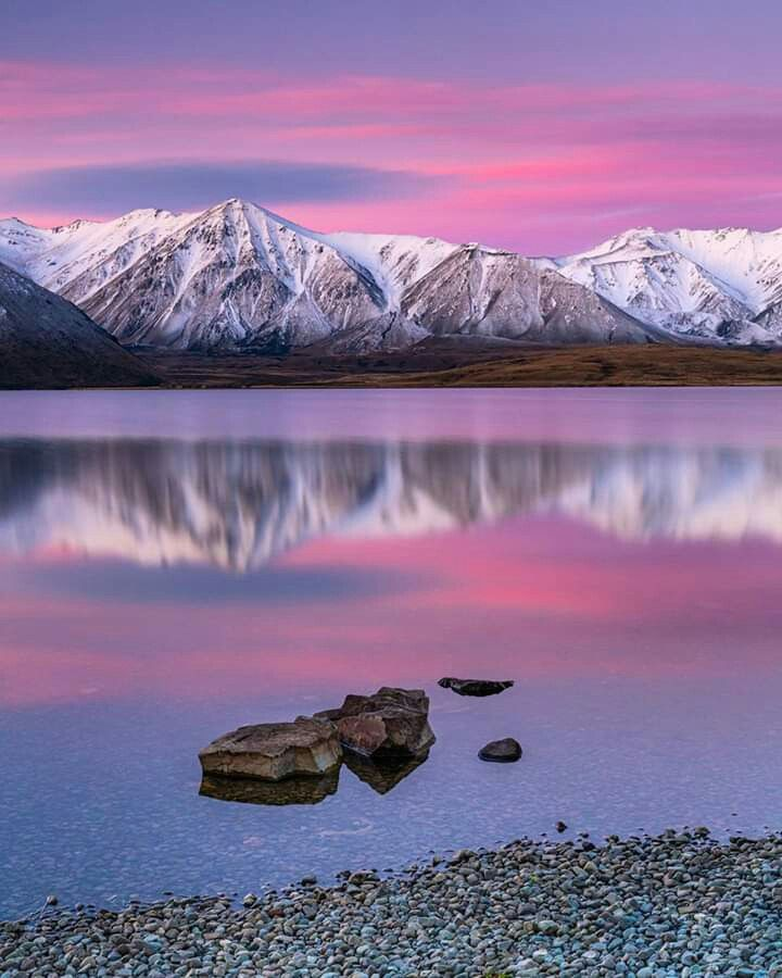Christchurch, New Zealand. Photo By Laurie Winter