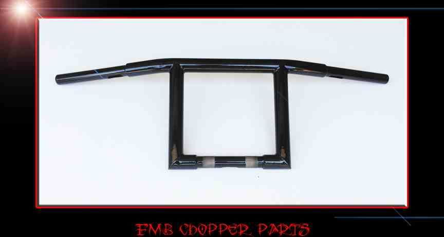 Our new sinister Drag bars for Harley road glides only at www.fmbchopperparts.com