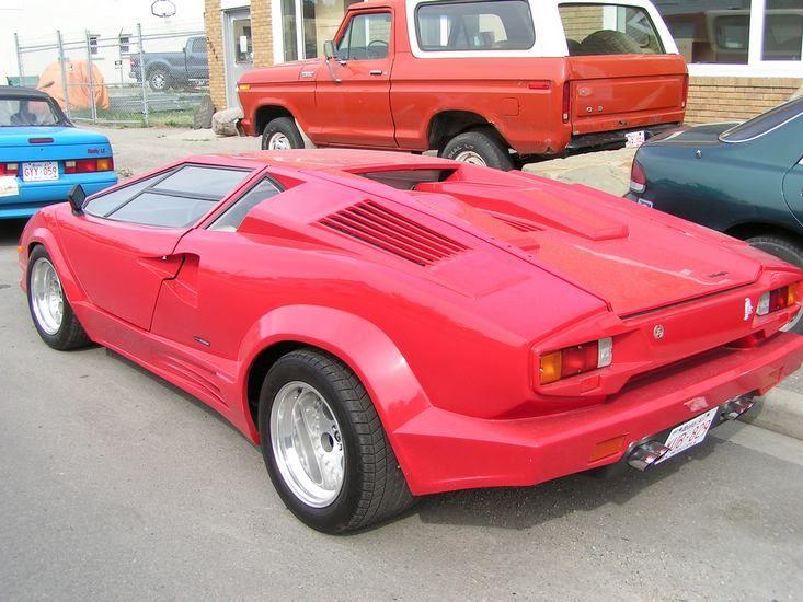 1984 Pontiac Fiero Body Kits