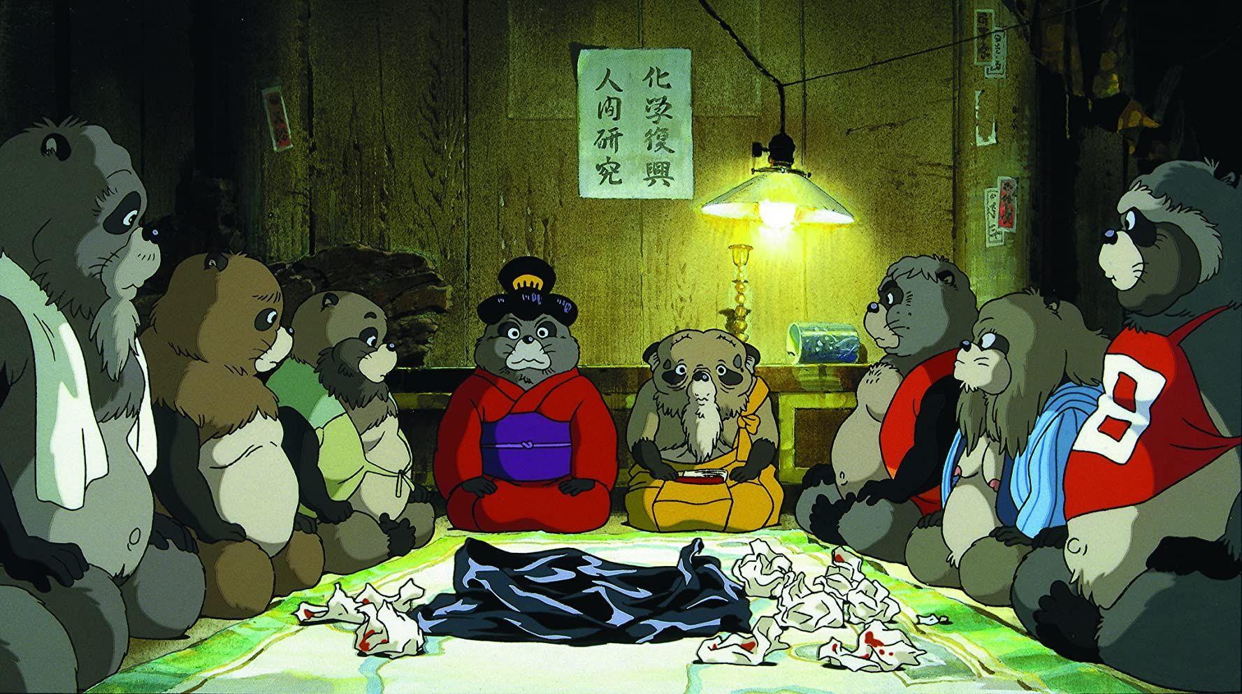 平成狸合戦ぽんぽこ 1994 In 2020 Pom Poko Studio Ghibli Ghibli