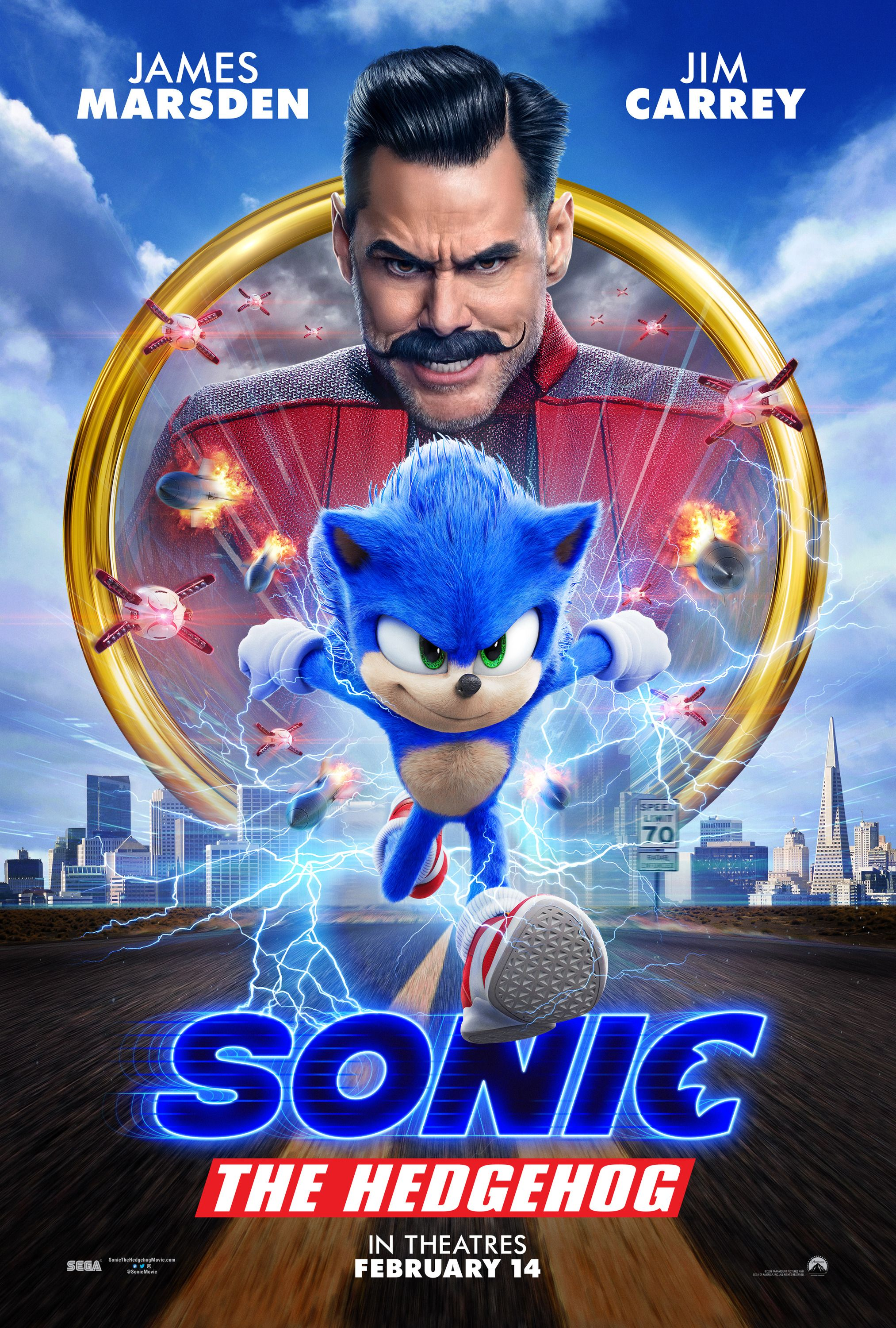 Sonic the Hedgehog | Pelicula de sonic, Sonic, Sonic the hedgehog