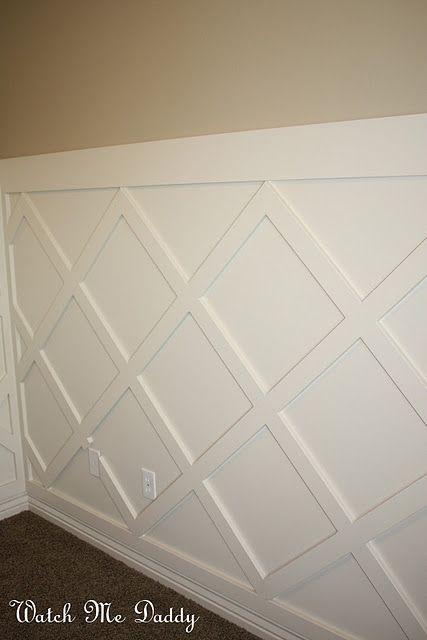 neat idea trellis walls