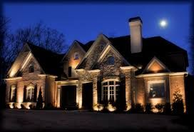 Image Result For Exterior Soffit Lighting Exterior House Lights Facade House Outside Lights On House