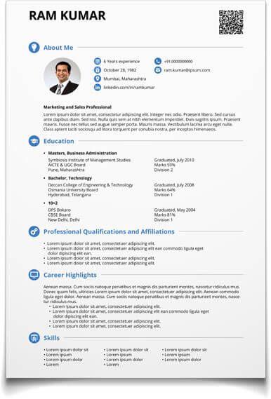 Resume Format Maker Format Maker Resume Resumeformat Job Resume Template Resume Maker Create A Resume