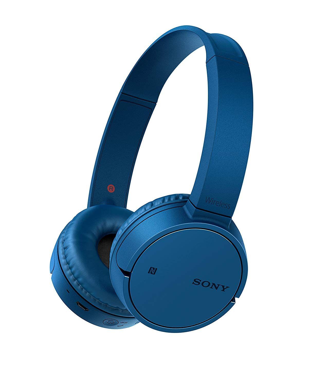 Sony WHCH500 Wireless Bluetooth NFC OnEar Headphones