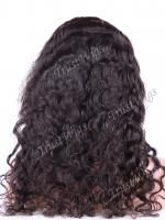 Brazilian Virgin Hair Full Lace Wig tight wave -VFLW233