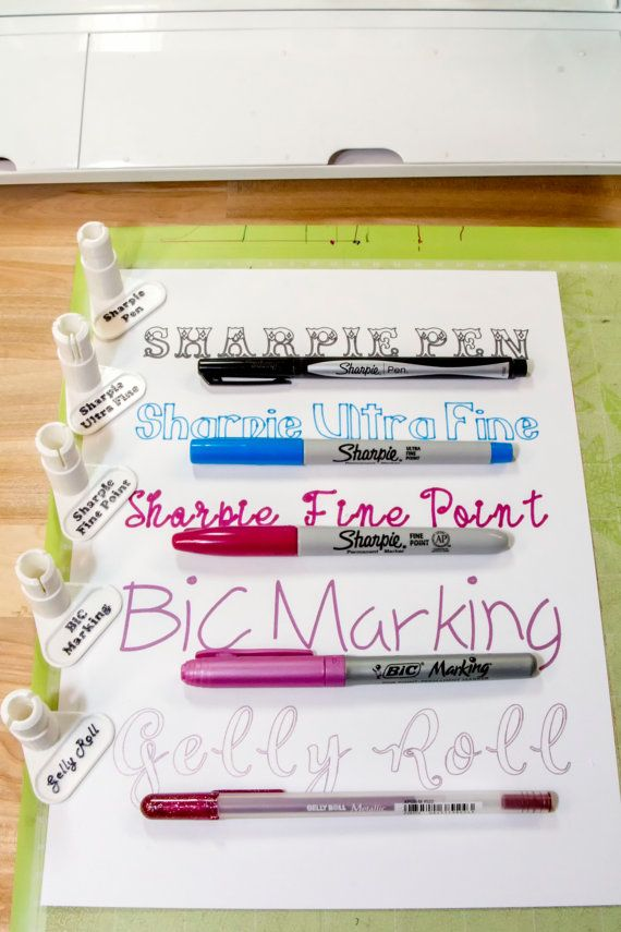 Maker Adapter Set is part of Mason jar crafts diy - KidSharpProductions Pens and markers not included