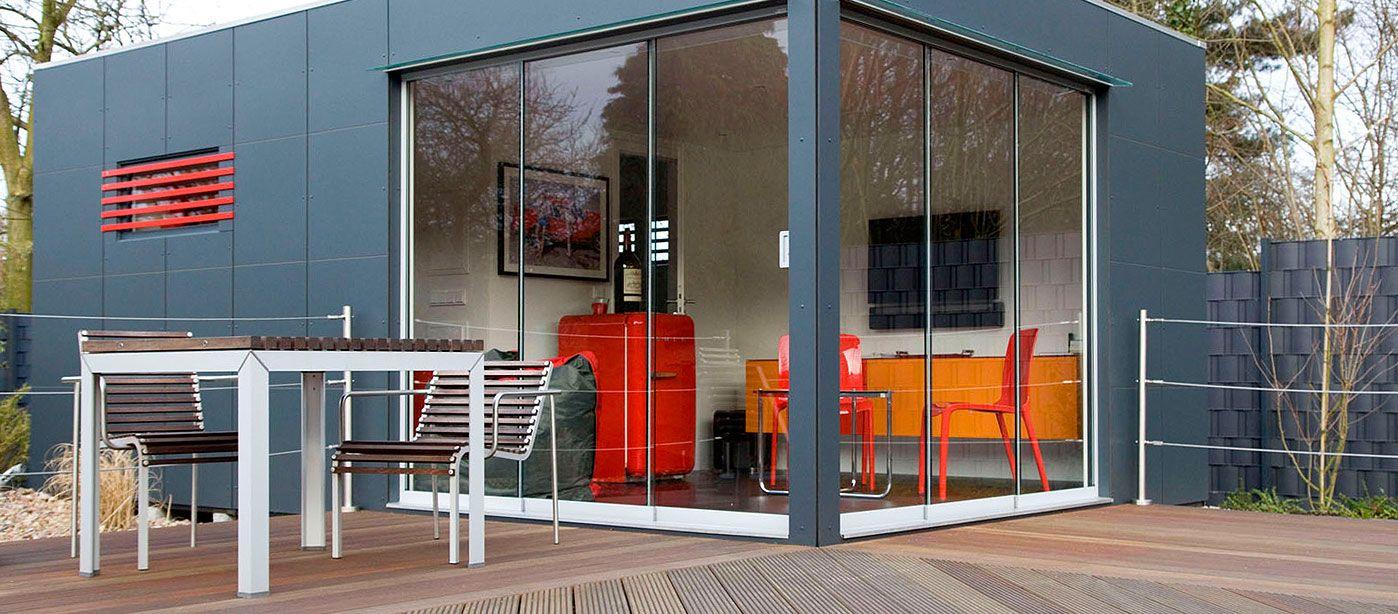 Home Gardomo DesignGartenhäuser Design gartenhaus