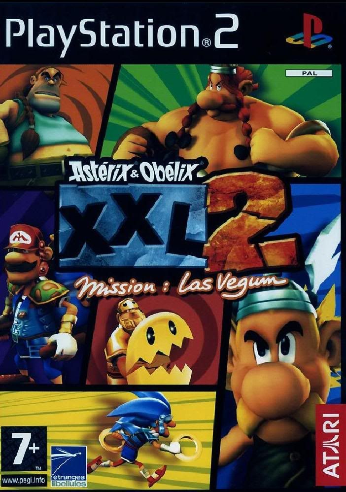 Astérix & Obélix - XXL 2 Mission: Las Vegum | Games | Playstation