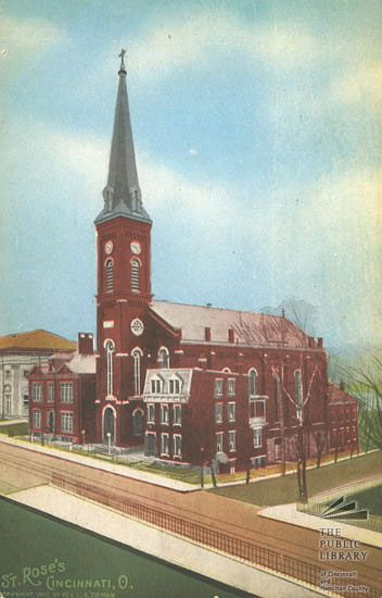 St. Rose Of Lima East End U2013 2501 Riverside Drive Dedicated: 1869;  Extensively