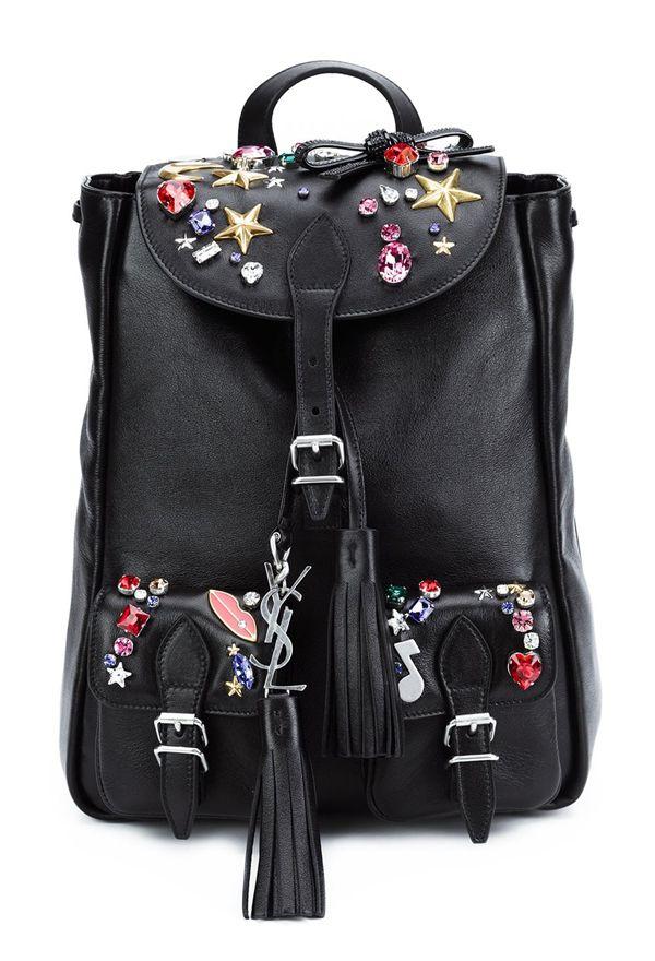 a04479f5a2 ... Backpack Rucksack Ysl Saint Lau Moon Moon Bag 468008 Giv4f. Previous  Next. y s l b a c k p a c k purses bags etc pinterest bag ...