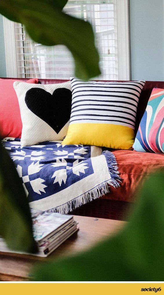 Forget spring cleaning! Here's how to embrace maximalism when it comes to your home… | Society6 thumbnail