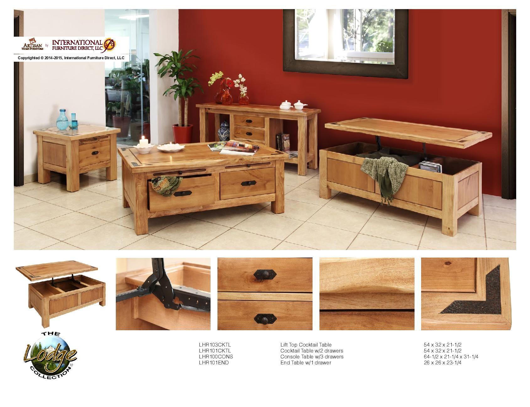 International Furniture Direct Lodge Horizonfurniturestore Com Furniture Direct Furniture Decor