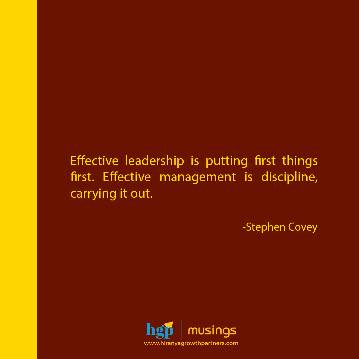 Hgpmusings Today Features A Quote Attributed To Stephen