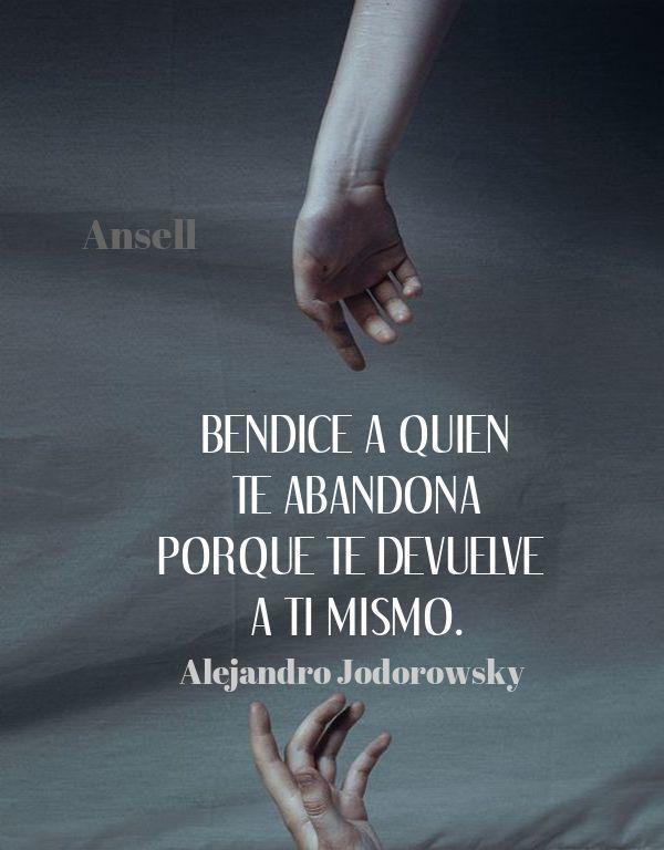 frases de Alejandro Jodorowsli