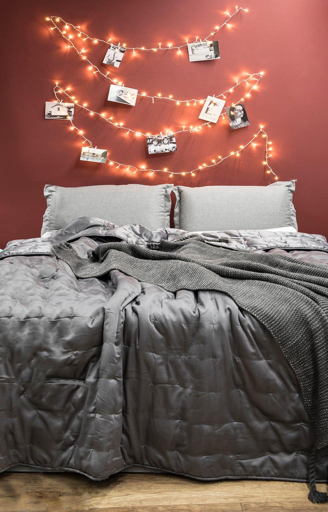 So nutzen Sie eine Lichterkette das ganze Jahr | Decorazioni ...