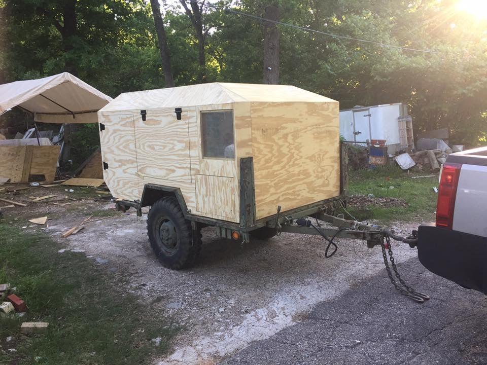 Pin de Drew Porta en Off Road Camping Trailer | Pinterest | Mini ...