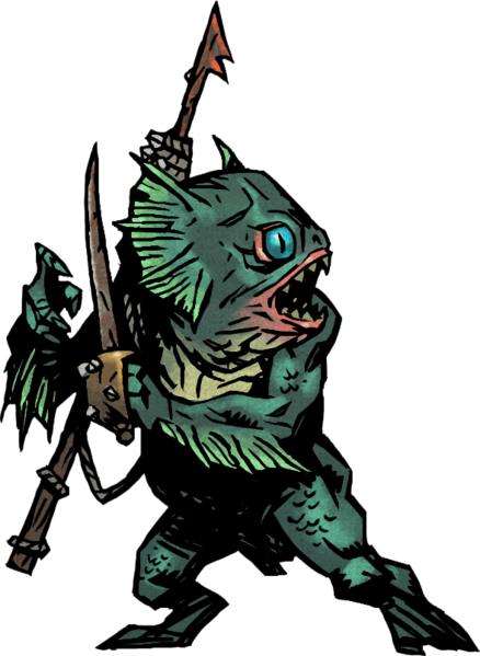 File Pelagic Grouper Png Darkest Dungeon Dark Fantasy Dungeons And Dragons Characters