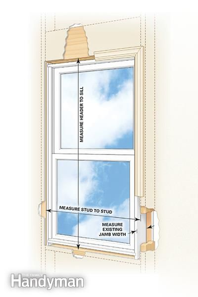 How To Install A Window Diy Window Replacement Window Remodel Window Installation