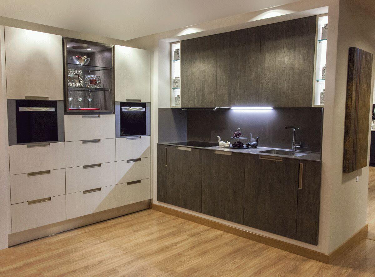 Un concepto funcional y de calado estético. | Muebles de cocina en ...