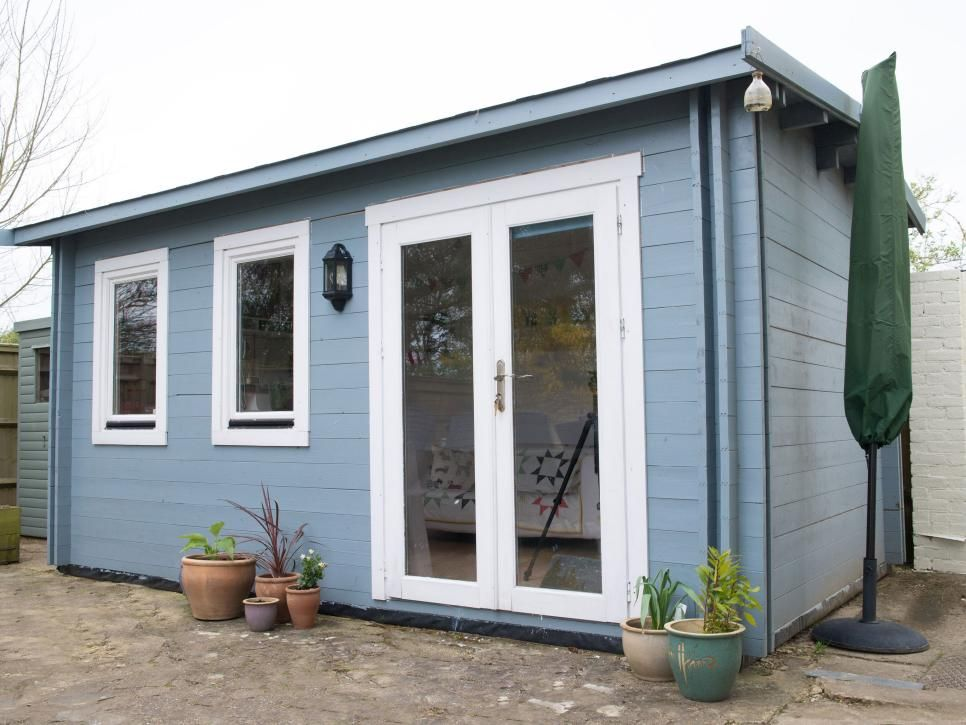 Inspiring Ideas For Shed Makeovers
