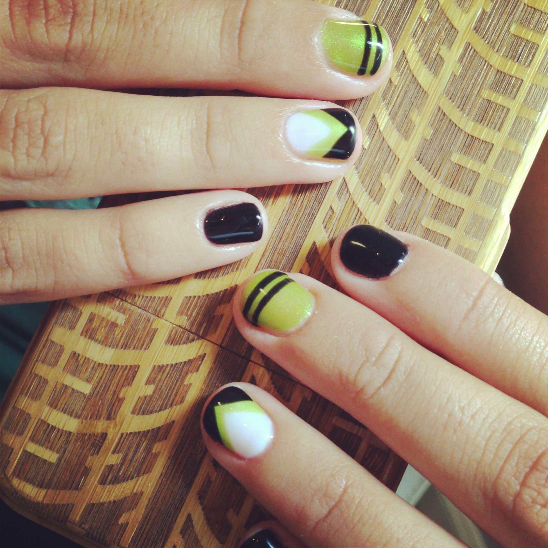 CND Shellac | Nail Art | Nails by Edge Salon (Cape Coral, Florida ...
