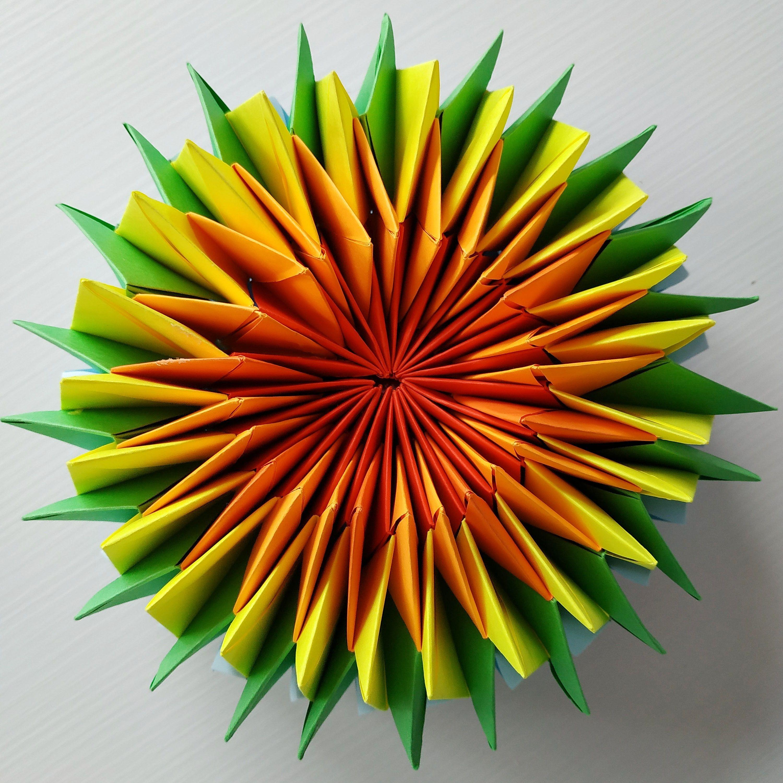 игрушка антистресс своими руками #оригами antistress toy ...