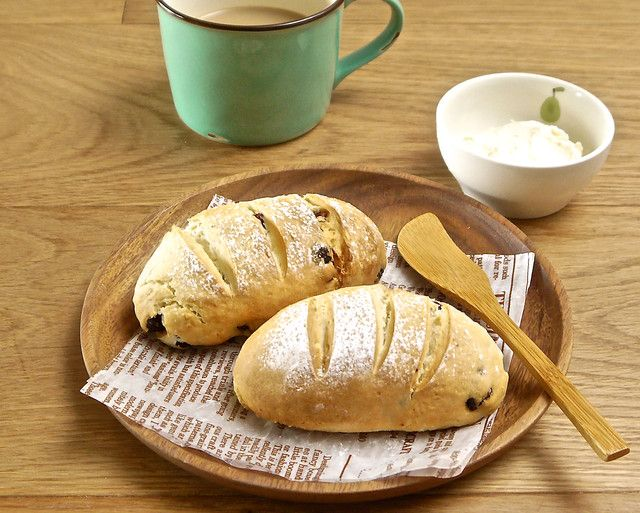 Cecillia優雅過生活: 蔓越莓優格快速麵包