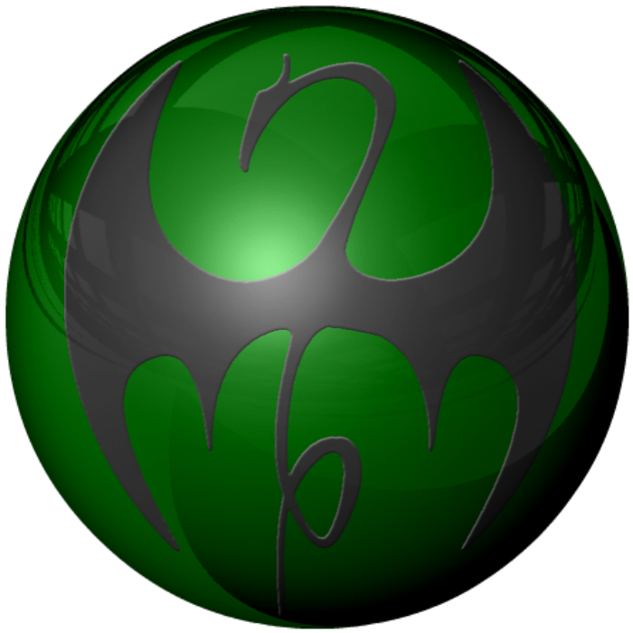 Iron Fist Sphere By Kalel7 On Deviantart Iron Fist Comics Logo Deviantart
