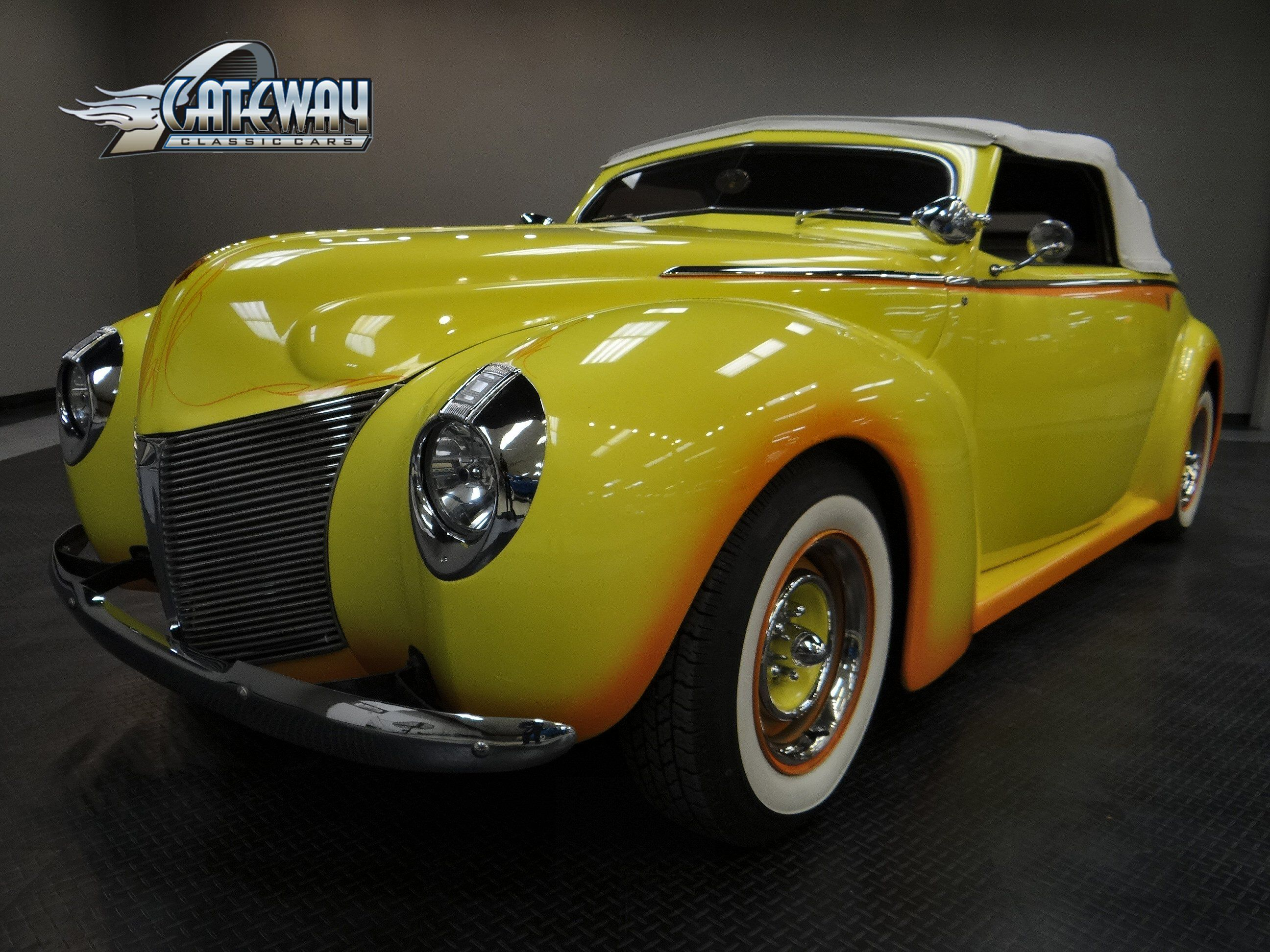 1940 Mercury Convertible | hot rod and classic custom cars ...