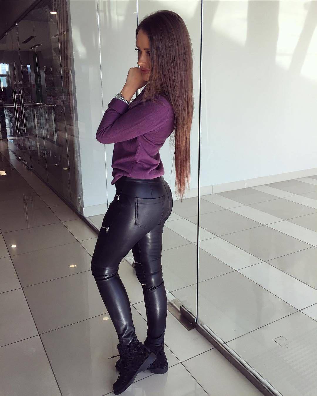 Leather leggings fashion (@leather_legs) • Instagram ...