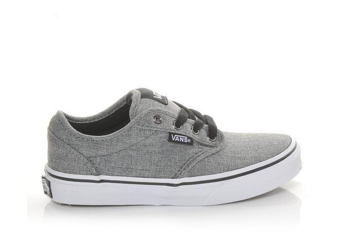 Vans Shoes Vans Grindle 10 5 7 Boys Casual Shoes Pewter/Black