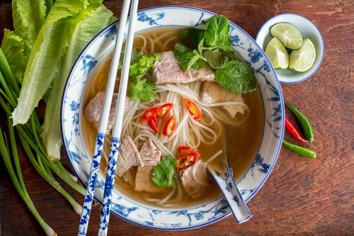Try Vietnamese Pho for Breakfast, Because Why Not?