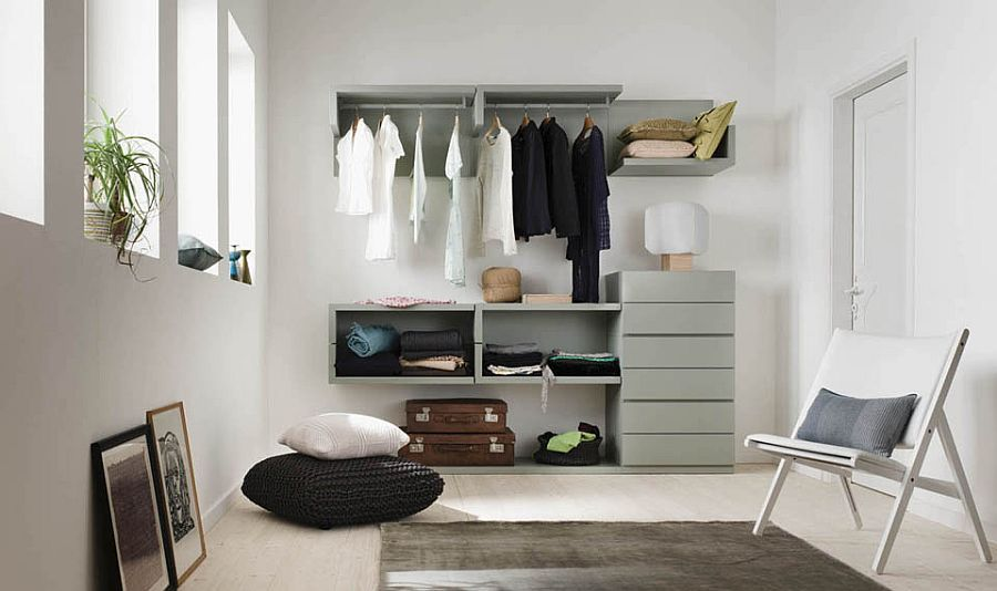 Bedroom Closet Design Ideas 10 Stylish Open Closet Ideas For An Organized Trendy Bedroom