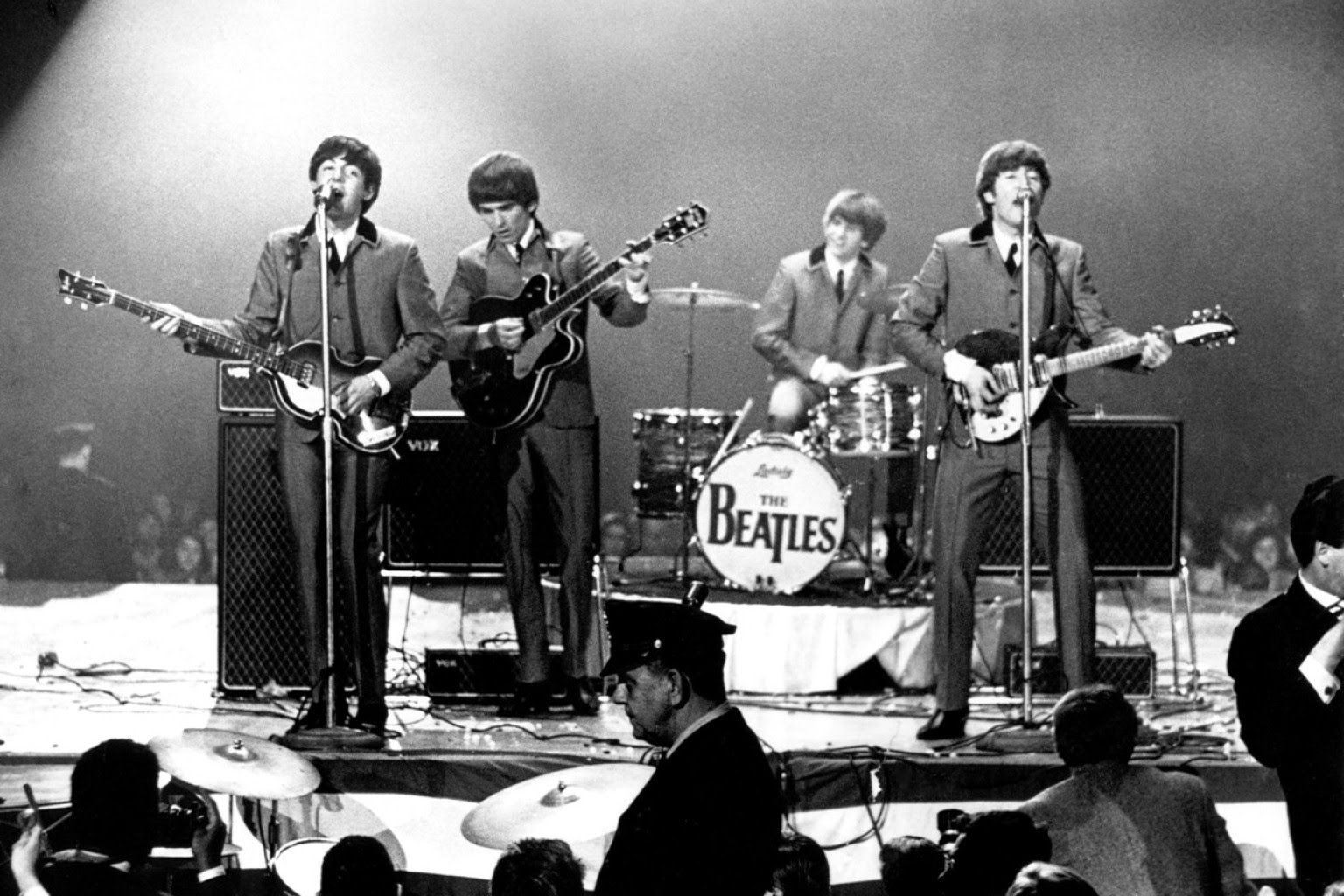 The Beatles Live at Washington Colosseum (Full Performance