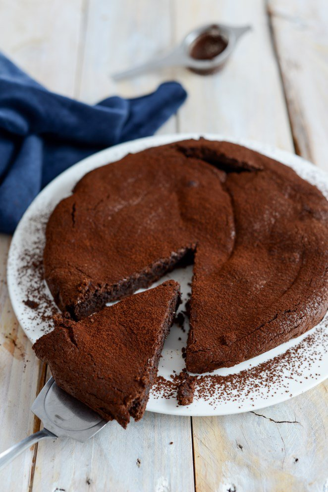Saftiger Schokoladen Mandel Kuchen Rezept Kuchen Rezepte Mandelmehl Kuchen Und Schoko Mandel Kuchen