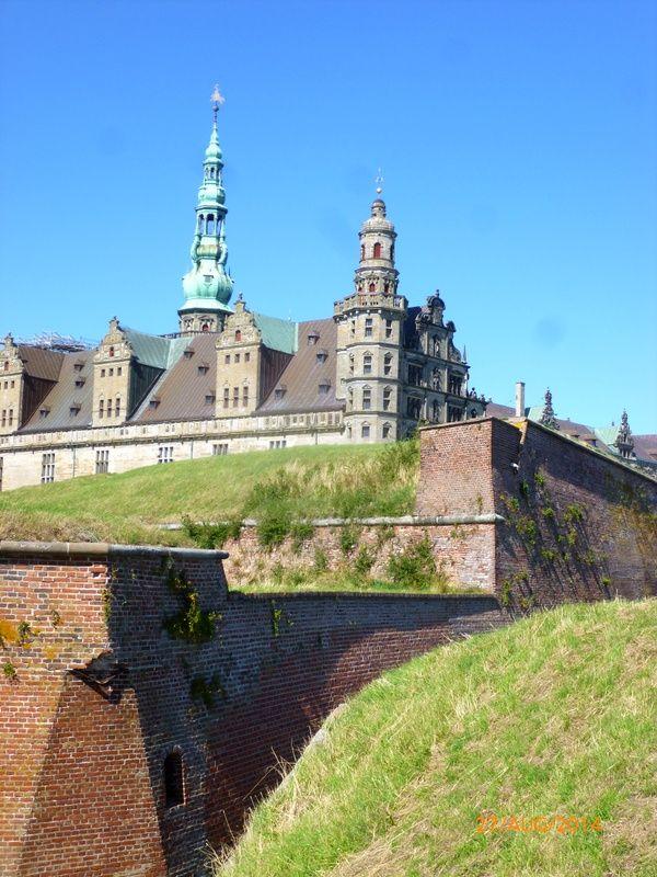 kronborg slot adresse for første gang