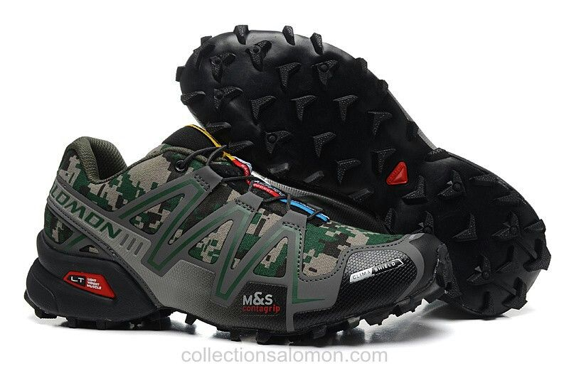 Salomon Camouflage Running Shoes Running Shoes For Men Best Trail Running Shoes Best Hiking Shoes