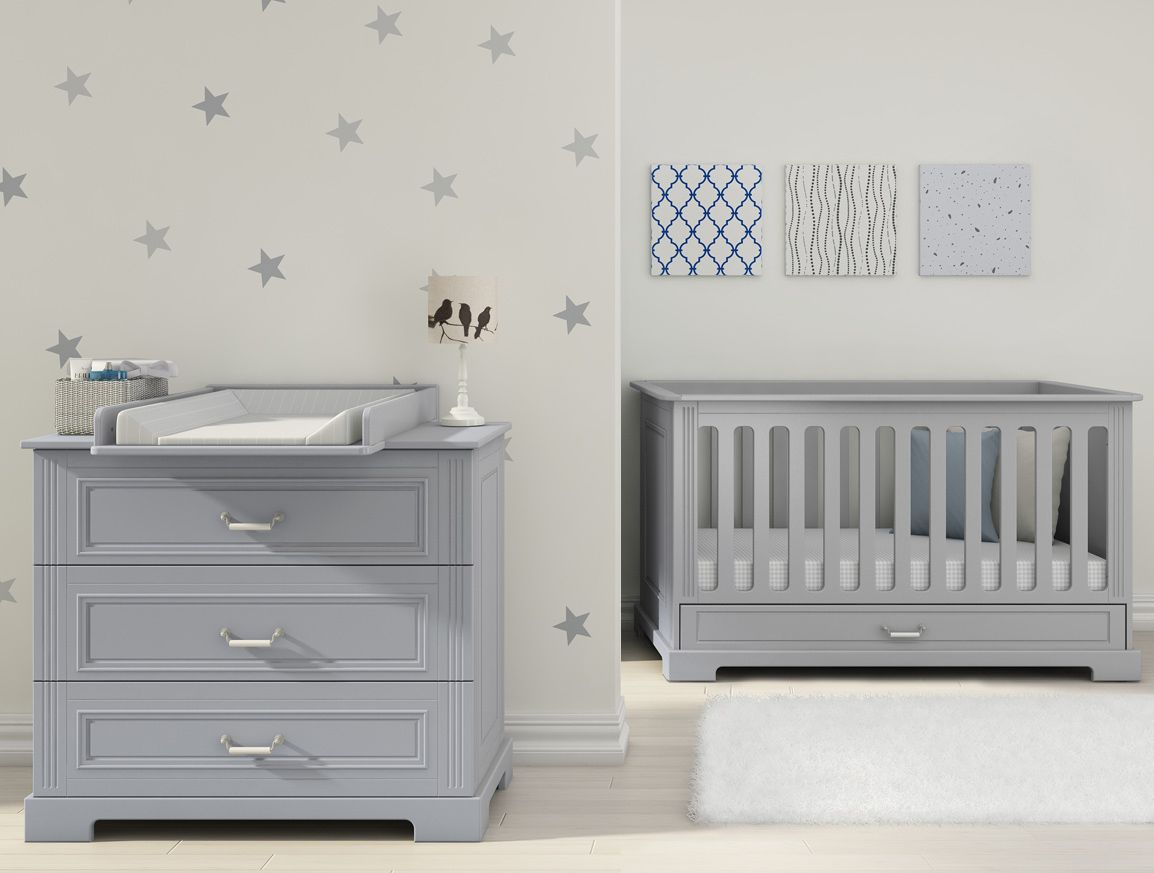 Best Choice Gray Baby Furniture Sets These previous