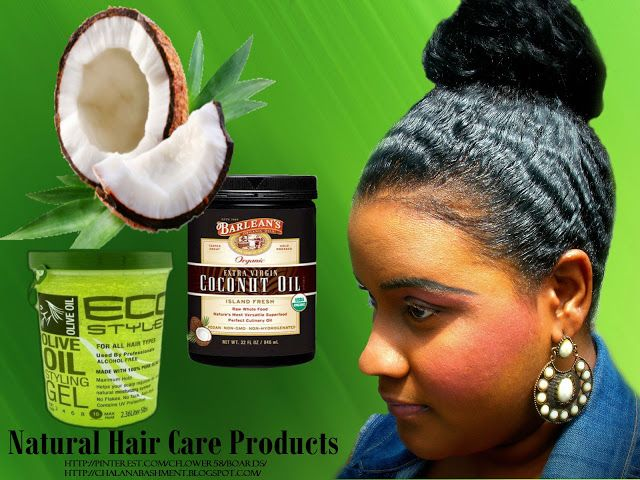 Eco Style Gel And Organic Coconut Oil Fashion And Beauty