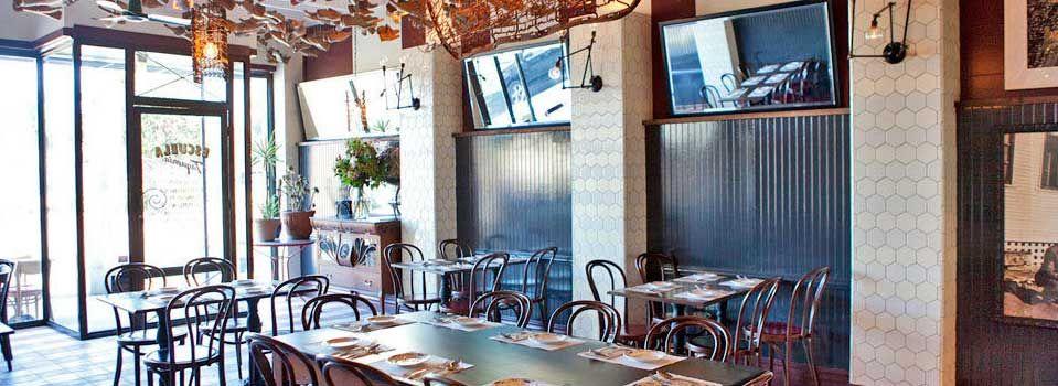 Escuela taqueria mexican restaurant 7615 beverly blvd